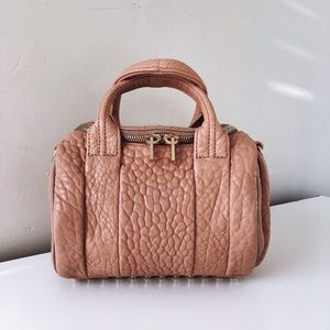 Alexander Wang Mini Rockie Bag DUSTY ROSE PINK